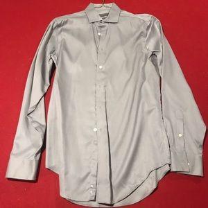 Men's Calvin Klein dress shirt. 15.5  34/35